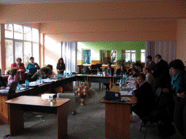 Întâlnire de lucru la Arad, 2010