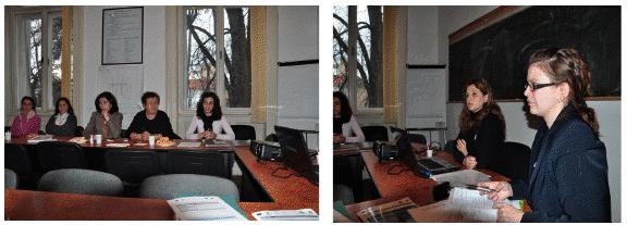 Întâlnire de lucru, noiembrie 2010